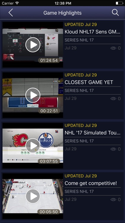 Game Net for - NHL 17 screenshot-3