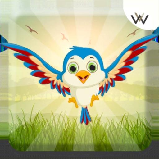 Eagle Jungle Endless Fly 3D