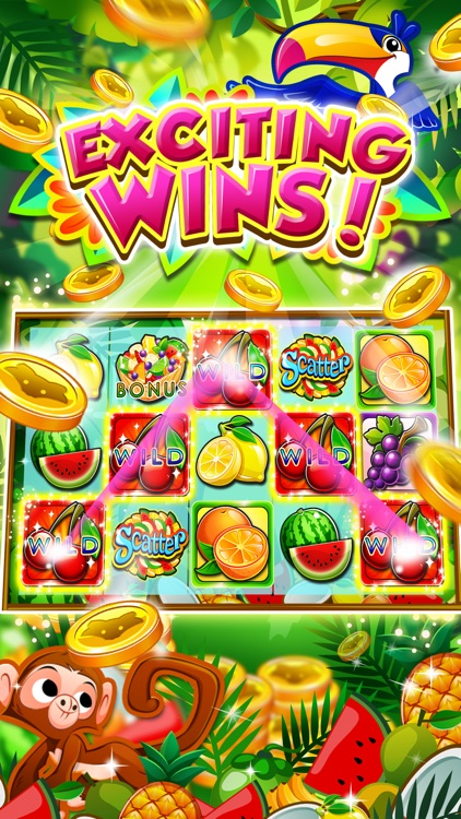 Slots Vacation screenshot-3