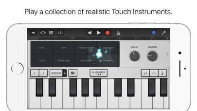 Screenshot for GarageBand in United Kingdom App Store