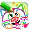 Kids Painting Coloring Games 2