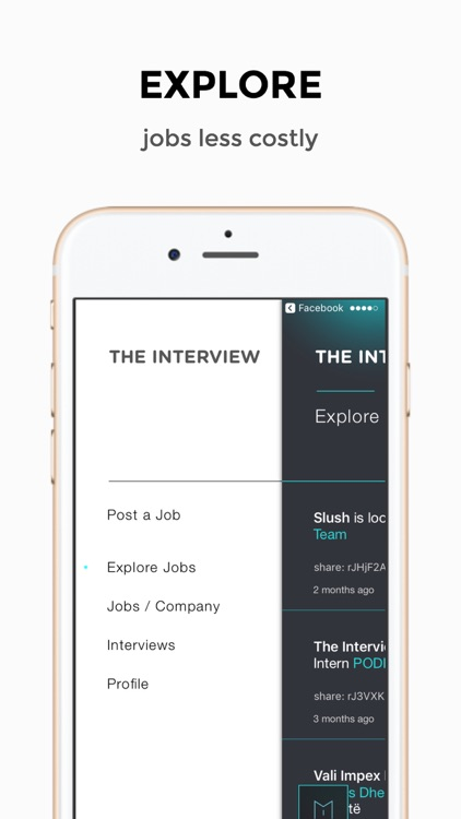 The Interview App