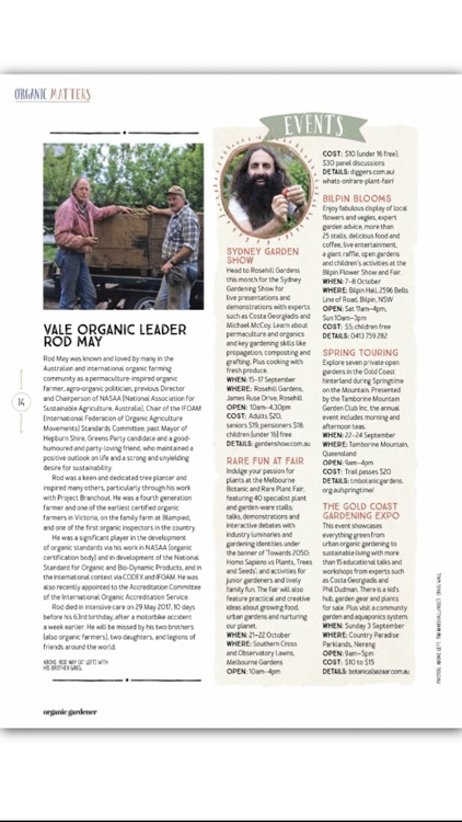 Organic Gardener Magazine screenshot-4