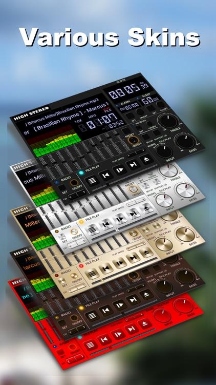 HighStereo - MP3 Music Player screenshot-5