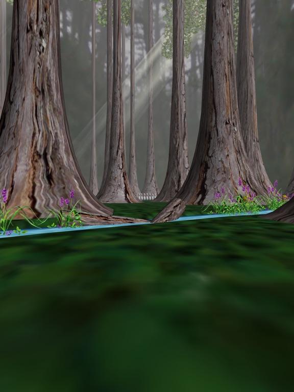 HyperBowl Forest Скриншоты10