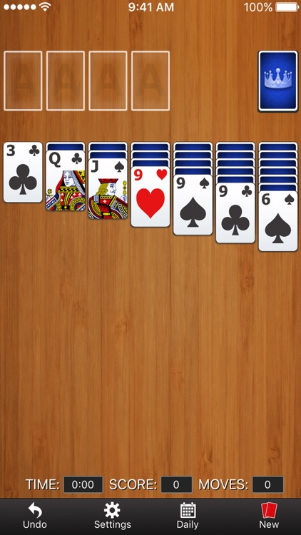 Solitaire Classic Patience