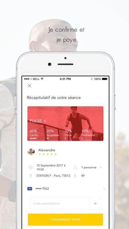 YOGOWO - Sports Coaches Paris screenshot-4