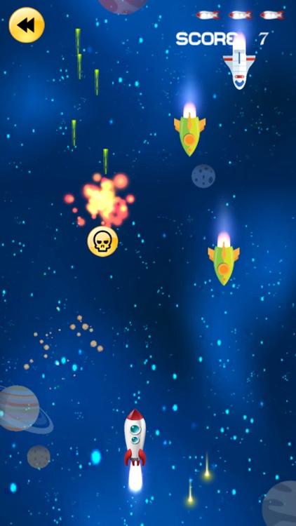 Space Fighter - Battle In Galaxy