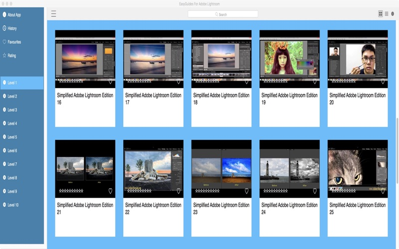 EasyGuides For Adobe Lightroom screenshot 2