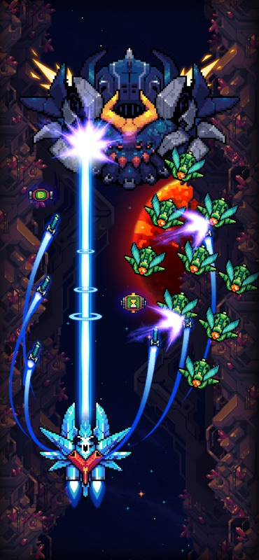 Falcon Squad : Galaxy Shooter - Online Game Hack and Cheat   Gehack com