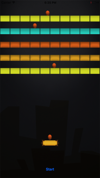 Bricksbuster Arcade screenshot three