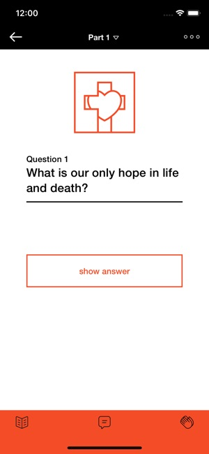 New City Catechism on the App Store