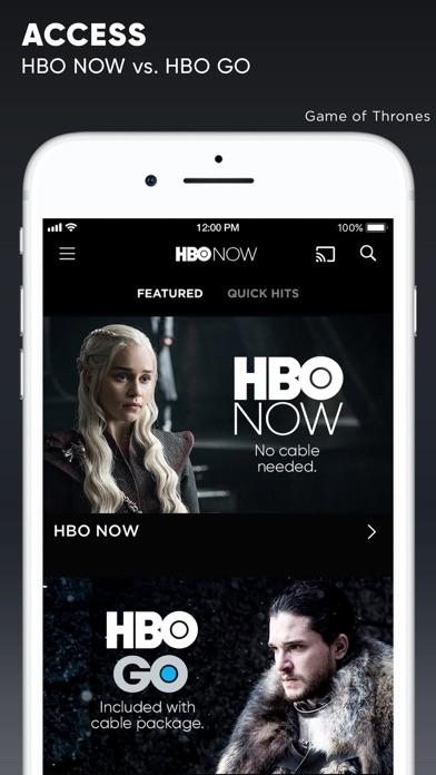 HBO NOW screenshot 5