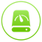 DiskMark - harddisk benchmark