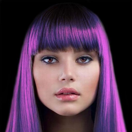 Hair Color Changer Salon iOS App