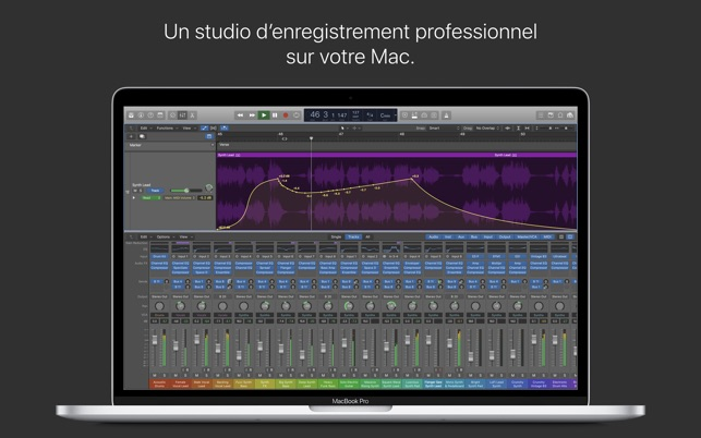 Logic Pro X and MainStage 3 get updated with tons of new tweaks