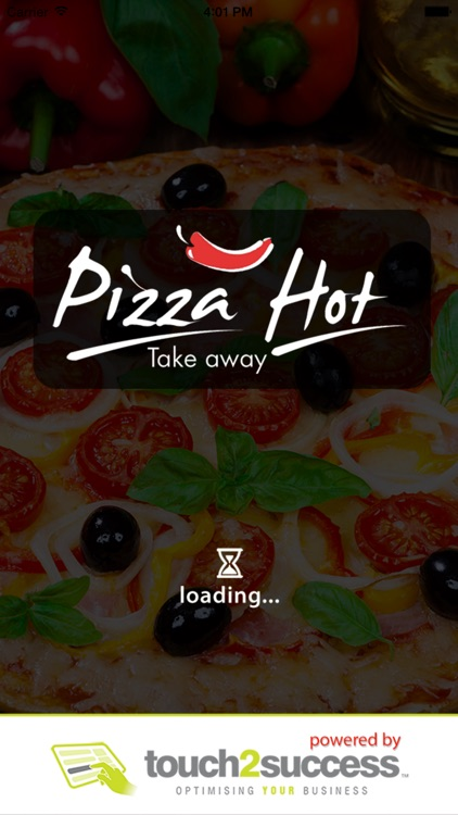 Pizza Hot Daventry By Touch2success