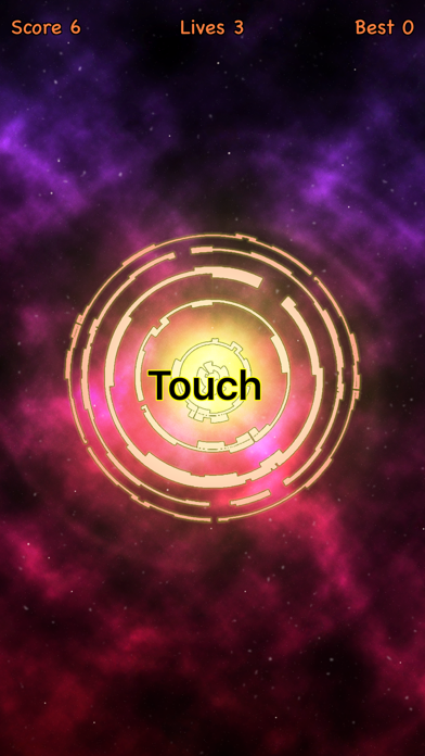 Zany Touch iPhone