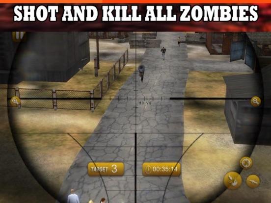 Last Heros Sniper Zombie screenshot 5