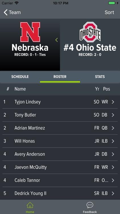 Ohio State Football 2018 screenshot-5