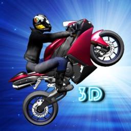 Wheelie Rider 3D