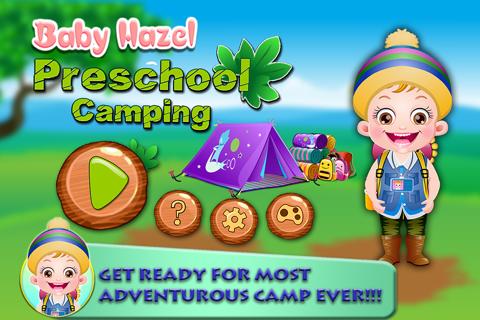Baby Hazel Summer Camp - náhled