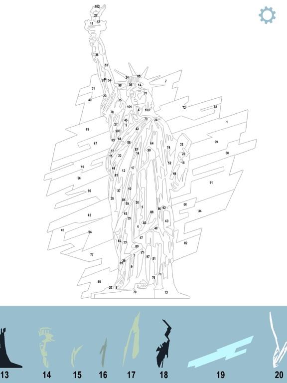 Игра Раскраска по номерам Pixel art