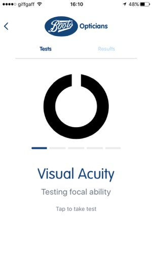 f0a38d995c54d Eye Test by Boots Opticians on the App Store