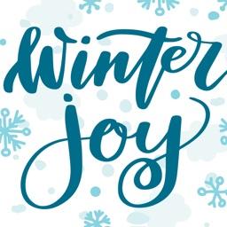Winter joy!