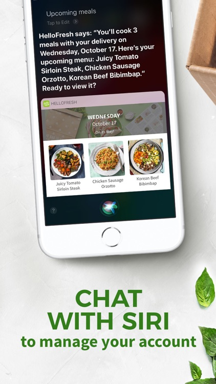 HelloFresh screenshot-5