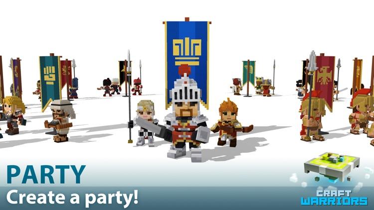 Craft Warriors screenshot-0