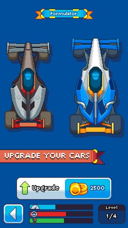 Pixel Drifters: Nitro screenshot-4