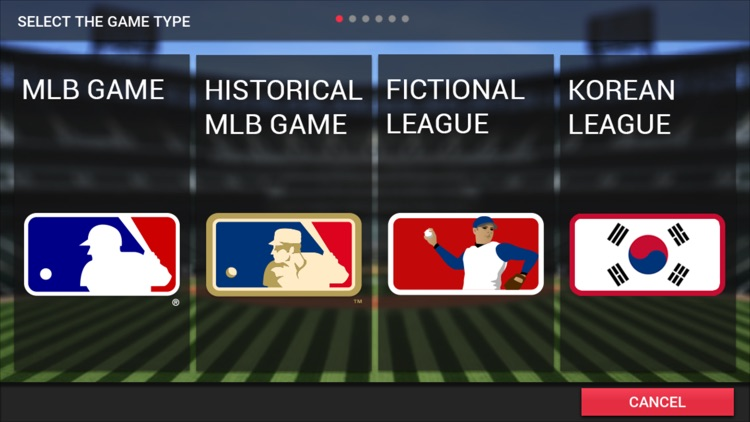 MLB Manager 2018 screenshot-1