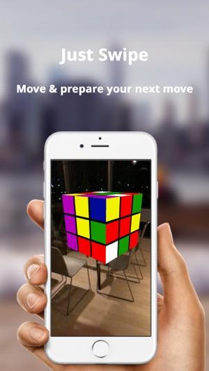 Puzzle Cube AR Screenshot