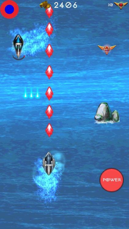 Battleship Ocean Islands War screenshot-4