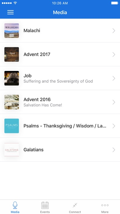 Sussex County Bible Church screenshot 1