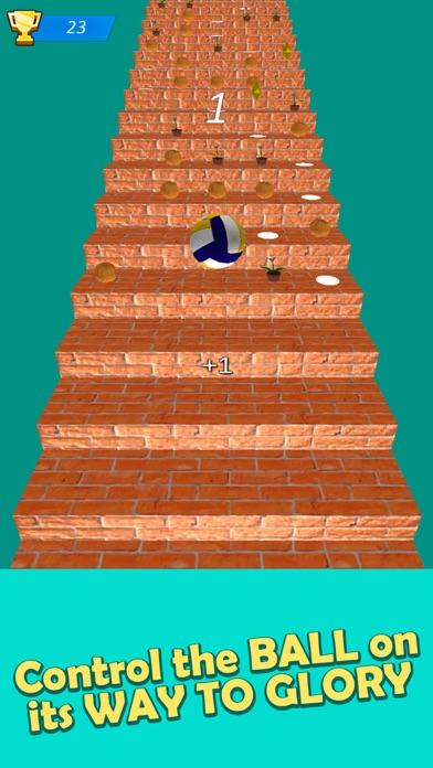 Drop Stair - Jump Ball