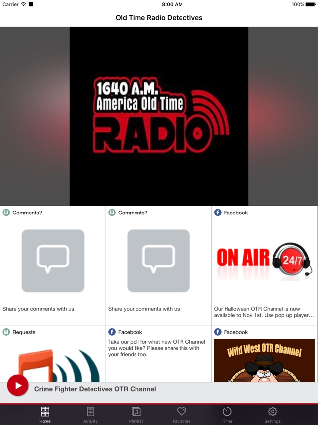 Old Time Radio Detectives on the App Store