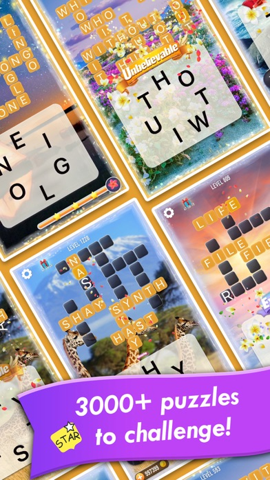 download Word Crossy - A crossword game