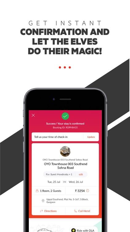 OYO - Hotel Booking App screenshot-4