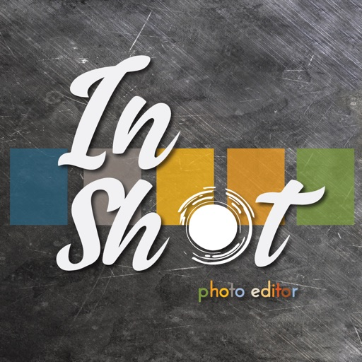 InShot Photo Editor iOS App