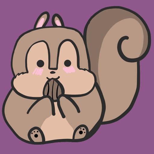 Nutmeg The Squirrel