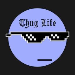 Thug Life Maker - Funny Video Creator