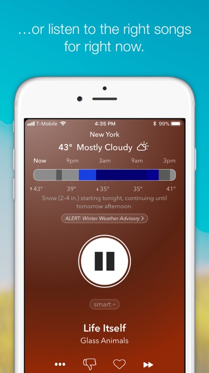 WeatherTunes Music