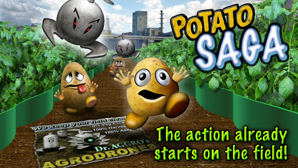 POTATO STORY – action runner fun game Cheat Codes