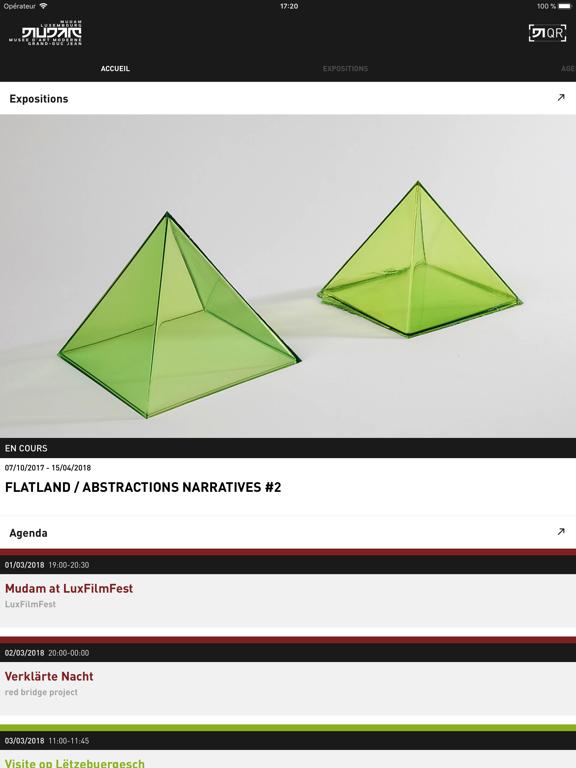MUDAM screenshot 9