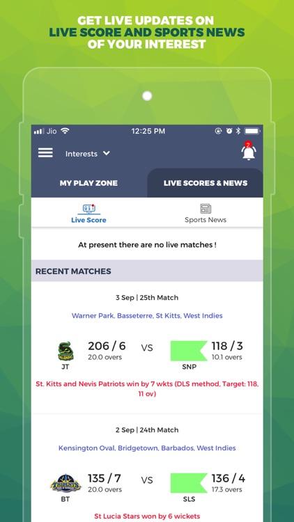 SportsJig - Sports near you! screenshot-7