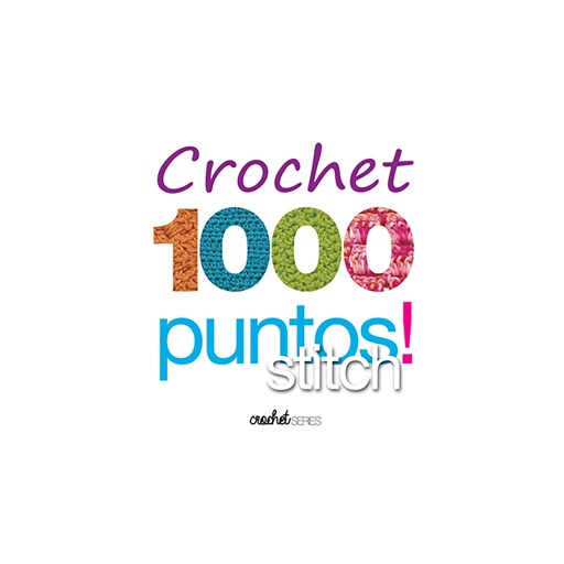 1000 Puntos Stitch Crochet icon