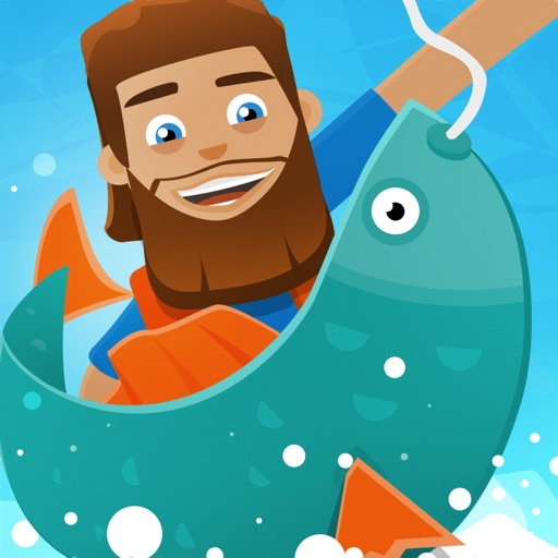 Hooked Inc: Fisher Tycoon app for ipad
