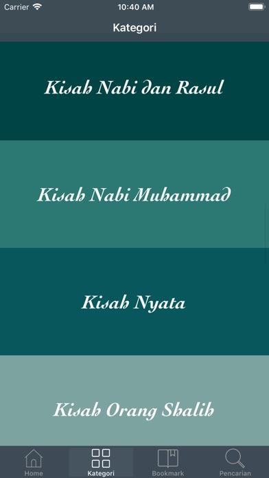 Kisah Muslim iPhone